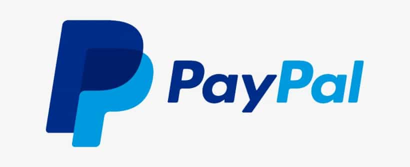 the blue PayPal logo, an SAE payment option